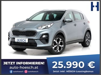KIA Sportage CRDi Mild-Hybrid Comfort Aut. bei Autohaus Hösch GmbH in