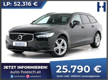 Volvo V90 D3 Kinetic bei Autohaus Hösch GmbH in