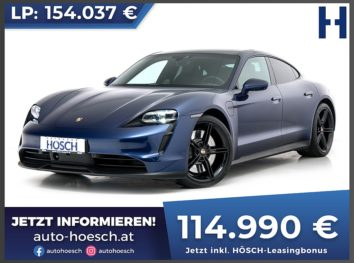 Porsche Taycan 4S Plus Aut. bei Autohaus Hösch GmbH in