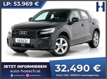 Audi Q2 40 TFSI quattro Sport Aut. bei Autohaus Hösch GmbH in