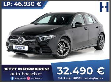 Mercedes-Benz A 200 AMG-Line Aut. bei Autohaus Hösch GmbH in