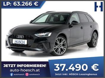 Audi A4 Avant 35 TDI S-Line Aut. bei Autohaus Hösch GmbH in