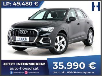 Audi Q3 35 TFSI Advanced Aut. bei Autohaus Hösch GmbH in