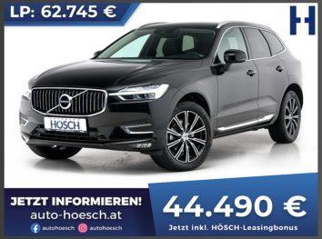 Volvo XC60 D4 Inscription Aut. bei Autohaus Hösch GmbH in