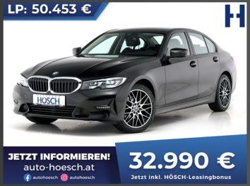 BMW 320d Sport Line bei Autohaus Hösch GmbH in