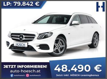 Mercedes-Benz E 300de T AMG Line Aut. bei Autohaus Hösch GmbH in