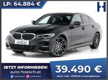 BMW 320d M-Sport Aut. bei Autohaus Hösch GmbH in