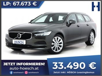 Volvo V90 D4 AWD Momentum Aut. bei Autohaus Hösch GmbH in