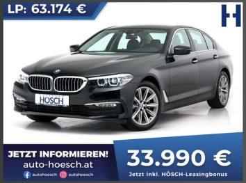 BMW 520d Aut. bei Autohaus Hösch GmbH in