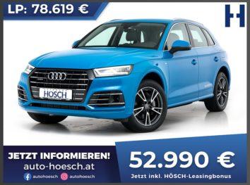 Audi Q5 55 TFSI e quattro Sport S-Line Aut. bei Autohaus Hösch GmbH in