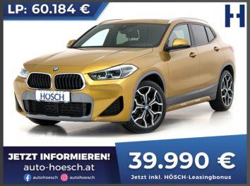 BMW X2 xDrive 18d M-Sport X Aut. bei Autohaus Hösch GmbH in