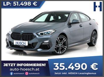 BMW 218i Gran Coupe M-Sport Aut. bei Autohaus Hösch GmbH in
