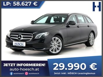 Mercedes-Benz E 200d T Avantgarde Aut. bei Autohaus Hösch GmbH in