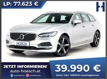 Volvo V90 D5 AWD Inscription Aut. bei Autohaus Hösch GmbH in