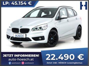 BMW 225xe iPerformance xDrive Active Tourer Sport Line Aut. bei Autohaus Hösch GmbH in