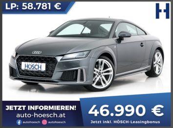 Audi TT Coupe 40 TFSI 2xS-Line Aut. bei Autohaus Hösch GmbH in