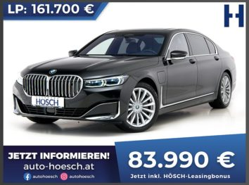 BMW 745Le xDrive Pure Excellence Aut. bei Autohaus Hösch GmbH in