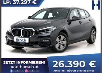 BMW 118d Advantage bei Autohaus Hösch GmbH in