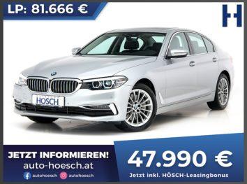 BMW 530d Luxury Line Aut. bei Autohaus Hösch GmbH in