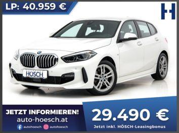 BMW 118d M-Sport bei Autohaus Hösch GmbH in