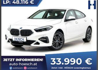 BMW 218i Gran Coupe Sport-Line Aut. bei Autohaus Hösch GmbH in
