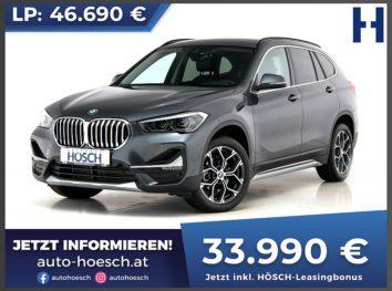 BMW X1 sDrive 18d X-Line bei Autohaus Hösch GmbH in