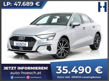 Audi A3 Limousine 35 TFSI Advanced Aut. bei Autohaus Hösch GmbH in