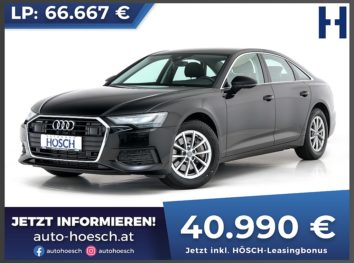 Audi A6 45 TFSI quattro Aut. bei Autohaus Hösch GmbH in