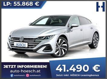 VW Arteon 2.0 TDI R-Line Aut. !Facelift! bei Autohaus Hösch GmbH in