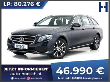 Mercedes-Benz E 300de T Avantgarde Aut. bei Autohaus Hösch GmbH in