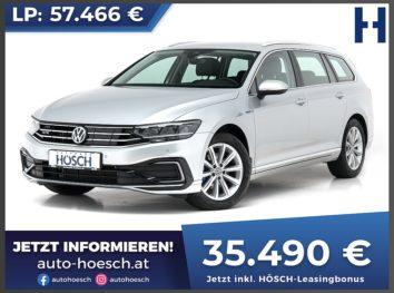 VW Passat Variant GTE Aut. bei Autohaus Hösch GmbH in