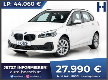 BMW 225xe iPerformance xDrive Active Tourer Advantage Aut. bei Autohaus Hösch GmbH in