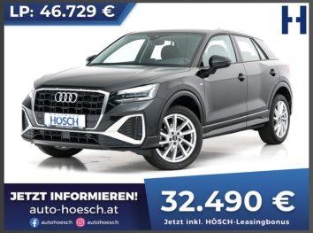 Audi Q2 35 TFSI S-Line Aut. bei Autohaus Hösch GmbH in