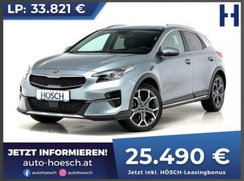 KIA XCeed CRDi 136 Gold Aut. bei Autohaus Hösch GmbH in