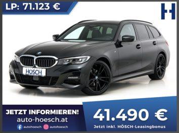BMW 320d xDrive Touring M-Sport Aut. bei Autohaus Hösch GmbH in