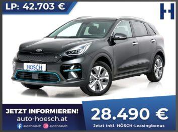 KIA E-Niro 39,2 kWh Vision+ Aut. bei Autohaus Hösch GmbH in