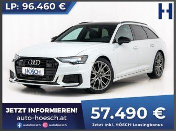 Audi A6 Avant 45 TDI quattro Sport 2xS-Line Aut. bei Autohaus Hösch GmbH in