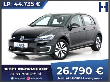 VW e-Golf 35.8 kWh Aut. bei Autohaus Hösch GmbH in