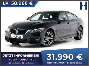 BMW 420d Gran Coupe M-Sport Aut. bei Autohaus Hösch GmbH in