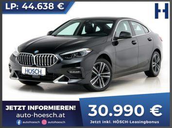 BMW 218i Gran Coupe Luxury-Line bei Autohaus Hösch GmbH in