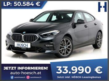 BMW 220d Gran Coupe Sport-Line Aut. bei Autohaus Hösch GmbH in