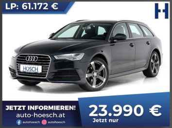 Audi A6 Avant TDI Aut. bei Autohaus Hösch GmbH in