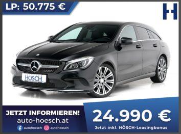 Mercedes-Benz CLA 200d 4MATIC Shooting Brake Aut. bei Autohaus Hösch GmbH in